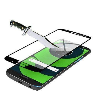 Kit 10 Película 5D Vidro Motorola