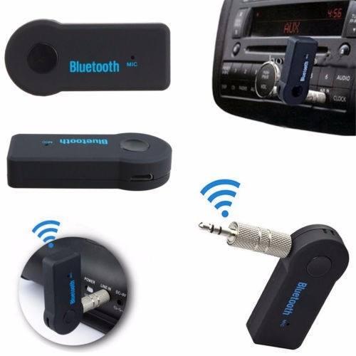 Kit 10x Receptor Bluetooth P2 Auxilar Carro Som Audio