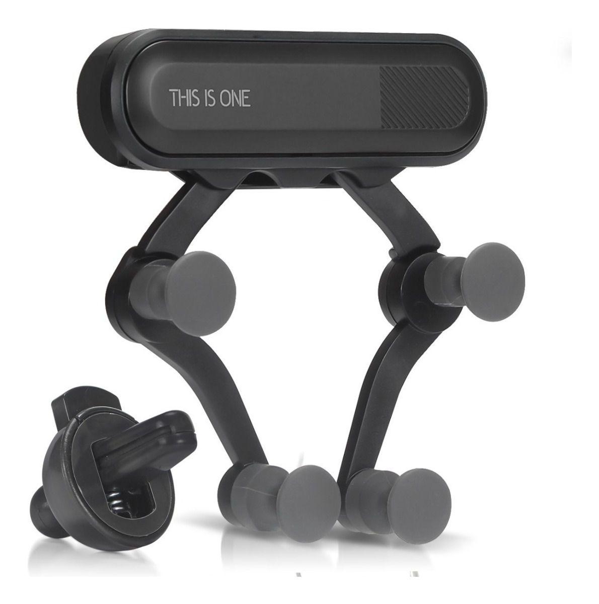 Kit 10x Suporte Veicular para Smartphone Automático Car Holder