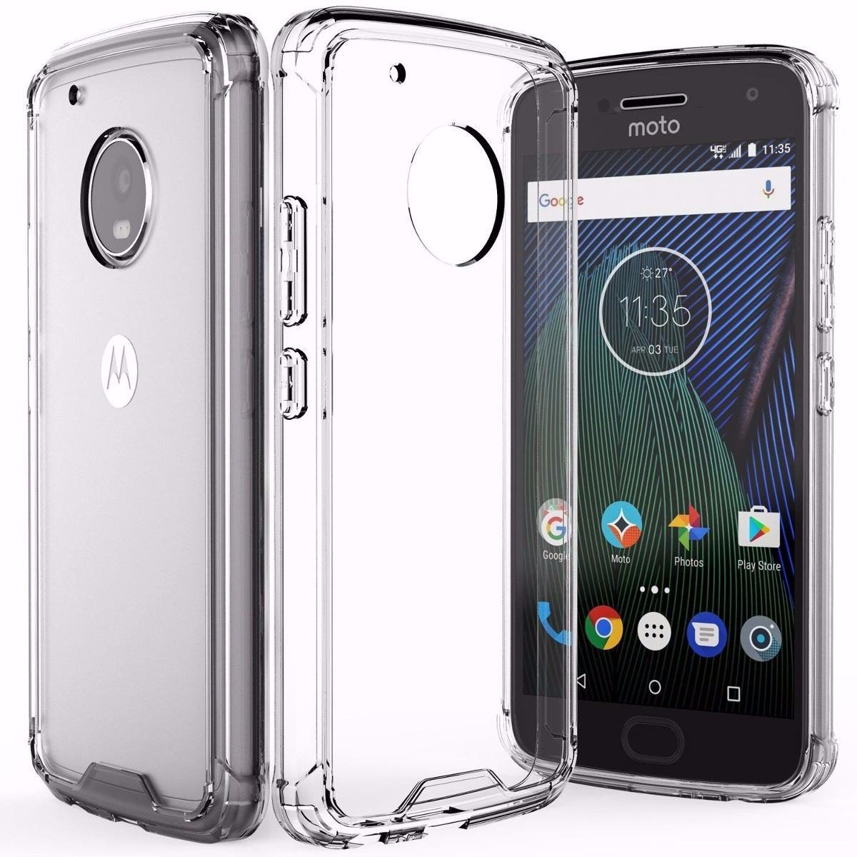 Kit 30 Capinha Anti Shock Transparente Lançamento 2018/2019 K11, Moto G7, G7 Play, J4 Core, J6 Plus