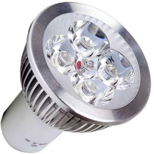 Kit 8x Spot Direcionável Redondo Branco MR16 + LED 5w 12v