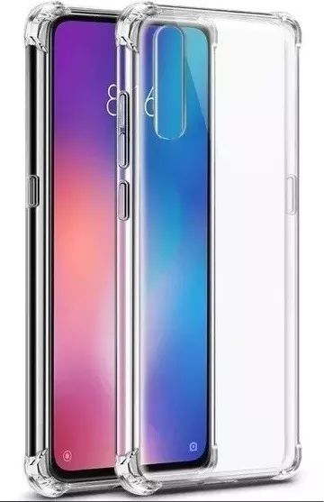 Capinha Anti-Shock + Película 5D Vidro Xiaomi Mi 9, Mi 9 SE