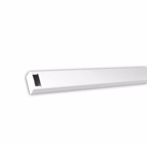 Kit Lâmpada Led Tubular 60cm + Suporte Simples 60cm