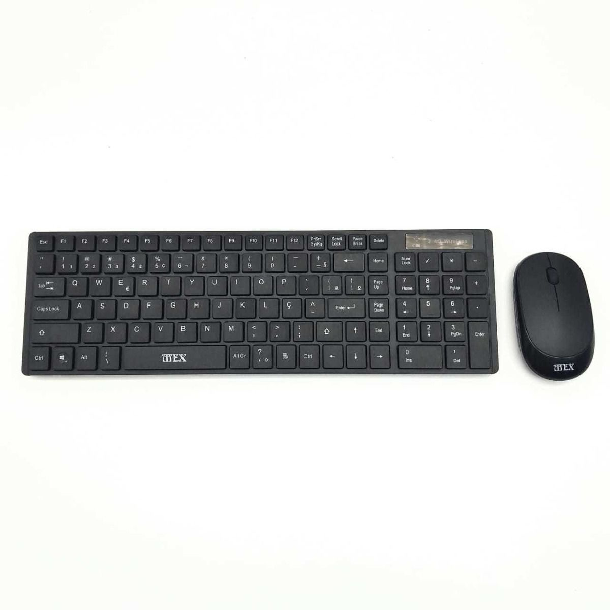 kit Teclado + Mouse wireless Mex-206