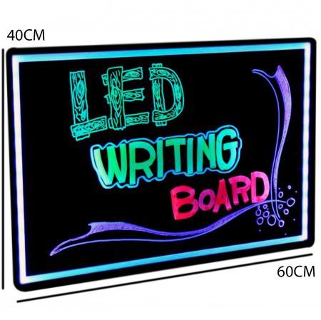 Lousa Luminosa De Led 40 X 60cm - SC1406