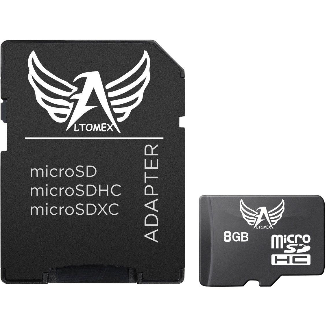 Micro SD | 8GB | Altomex AL-MO-8