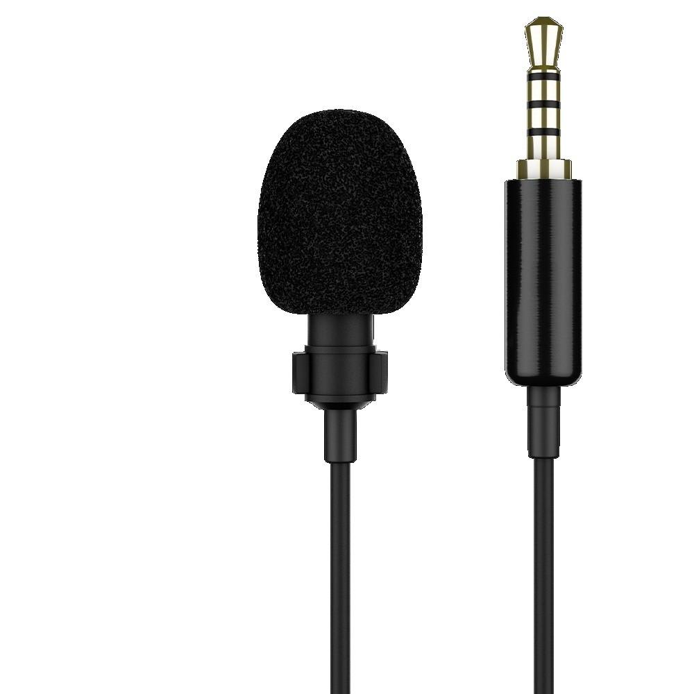 Mini microfone de Lapela LT-0011