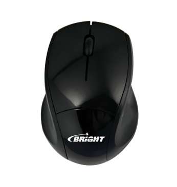 Mouse Bright Wireless Escocia 27mhz - 0095