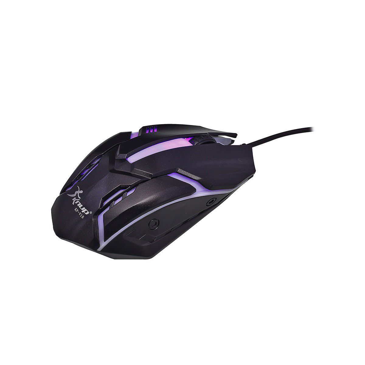 Mouse Knup Gamer 1600DPI C/ LED KP-V15