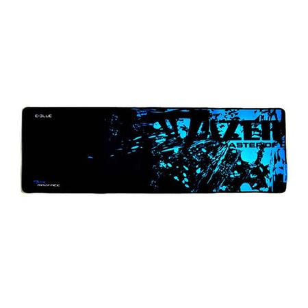 Mouse Pad E-blue Extra grande Azul 52185