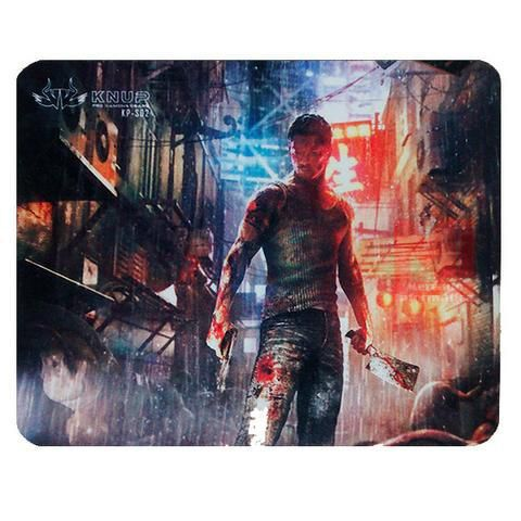 Mouse pad gamer P Estampas variadas