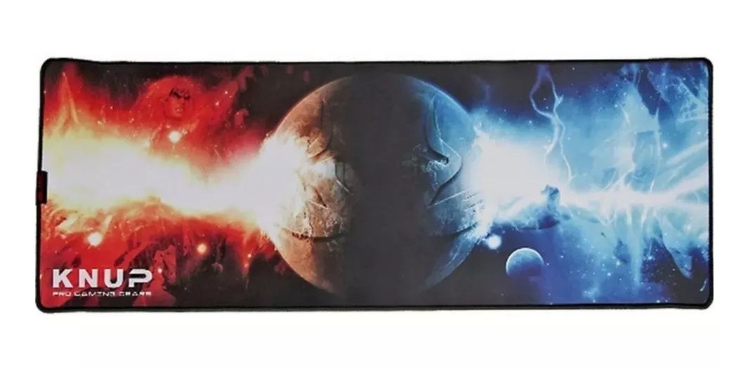 Mouse Pad Gamer Profissional Extra Grande - Knup KP-S08 80x30cm