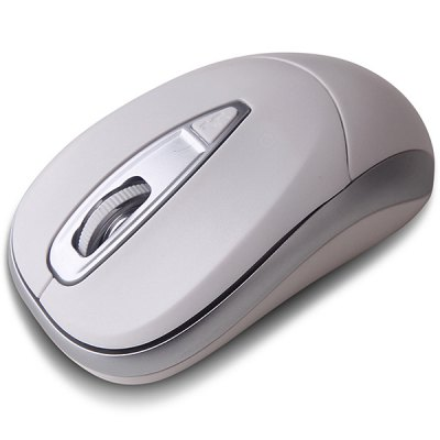 Mouse Wireless Branco G380 Motospeed