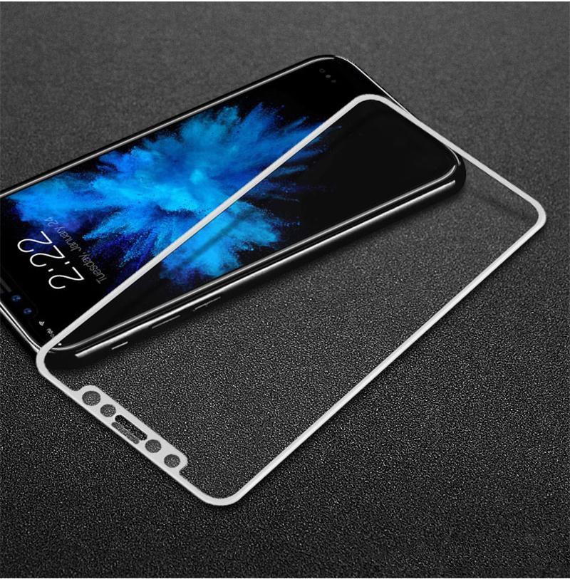 Película 5d Nano Gel Flexível Samsung J4 J6 J8 Plus S5 S6 S7 S8 S9 A8