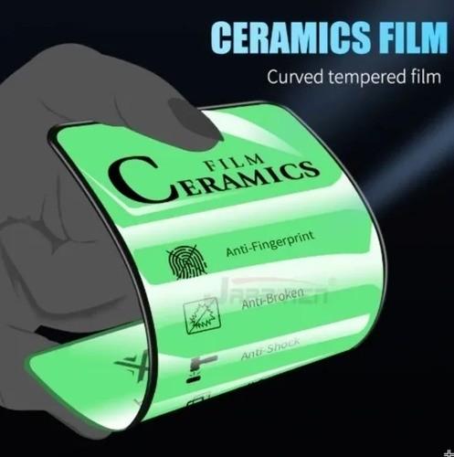 Película 9h de Cerâmica Flexível