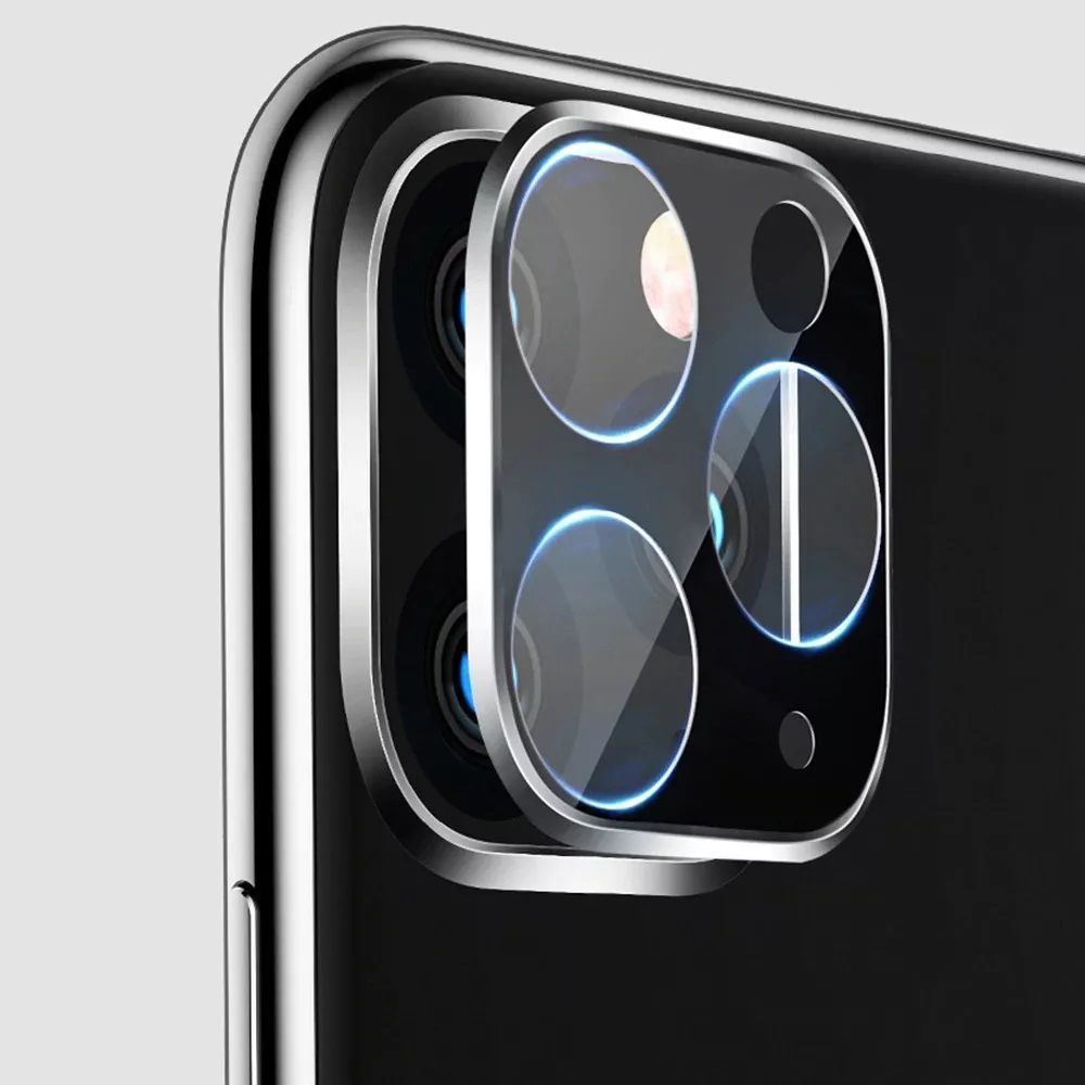 Pelicula De Aço Camera iPhone 11 Pro Max, iPhone 11 Pro