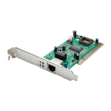 Placa de Rede D-Link DGE-528T BR Placa PCI Gigabit 2000Mbps