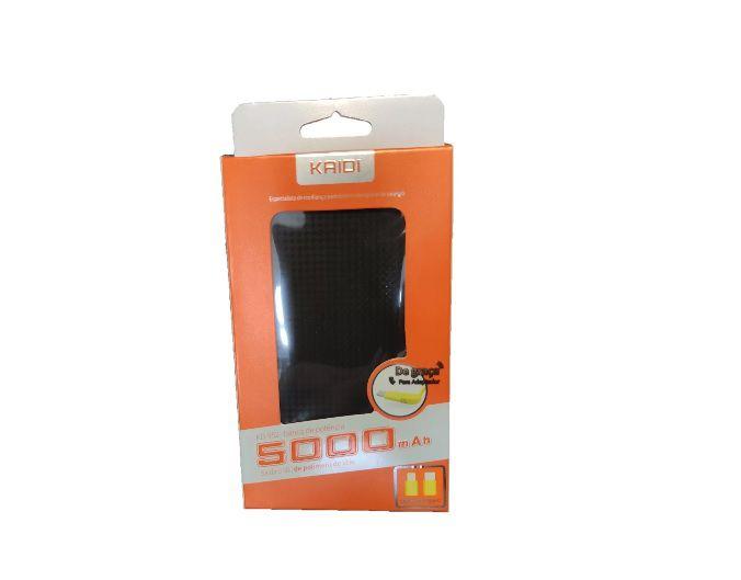 Power Bank Kaidi 5.000 Mah Slim KD-952 Original