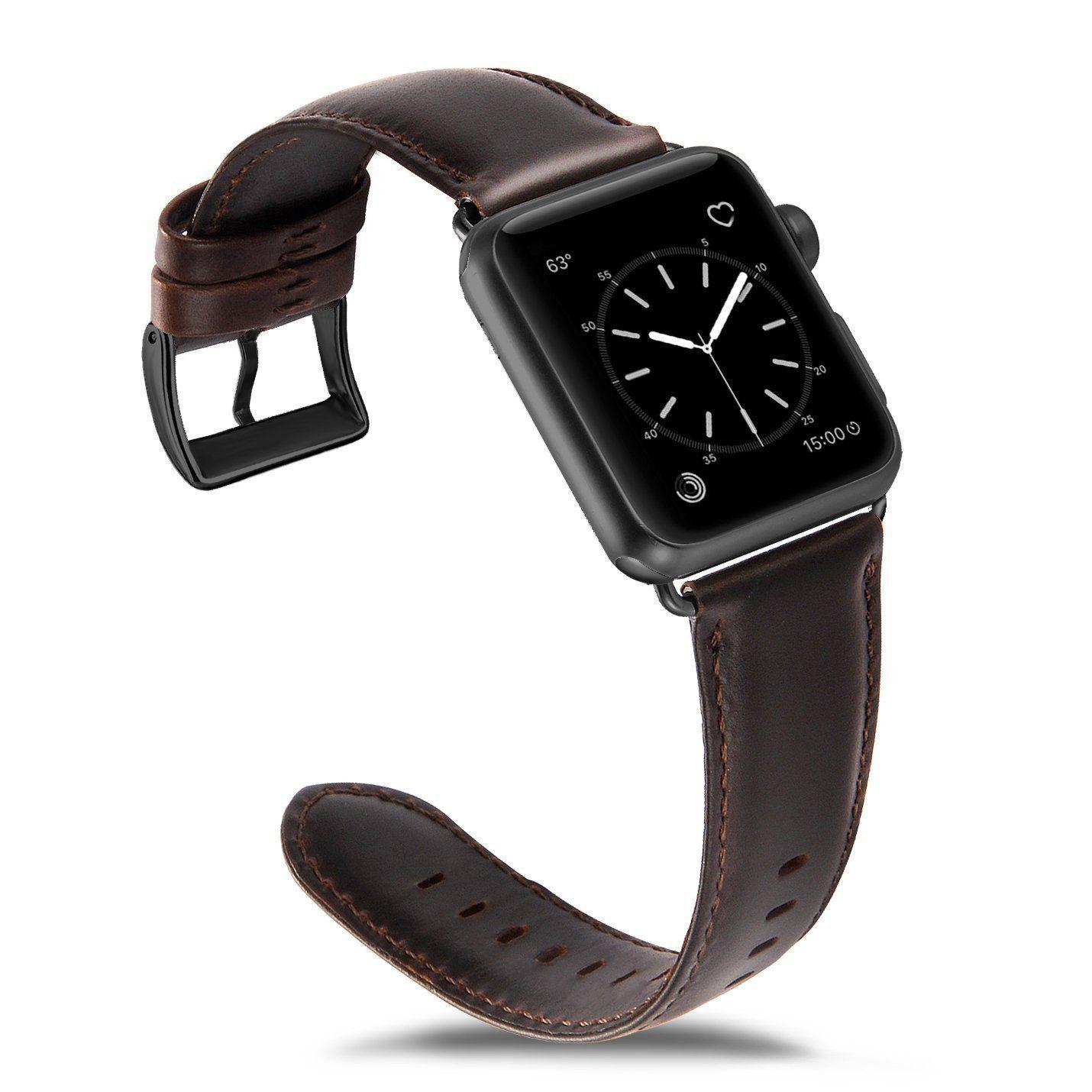 Pulseira Couro Apple Watch 42mm