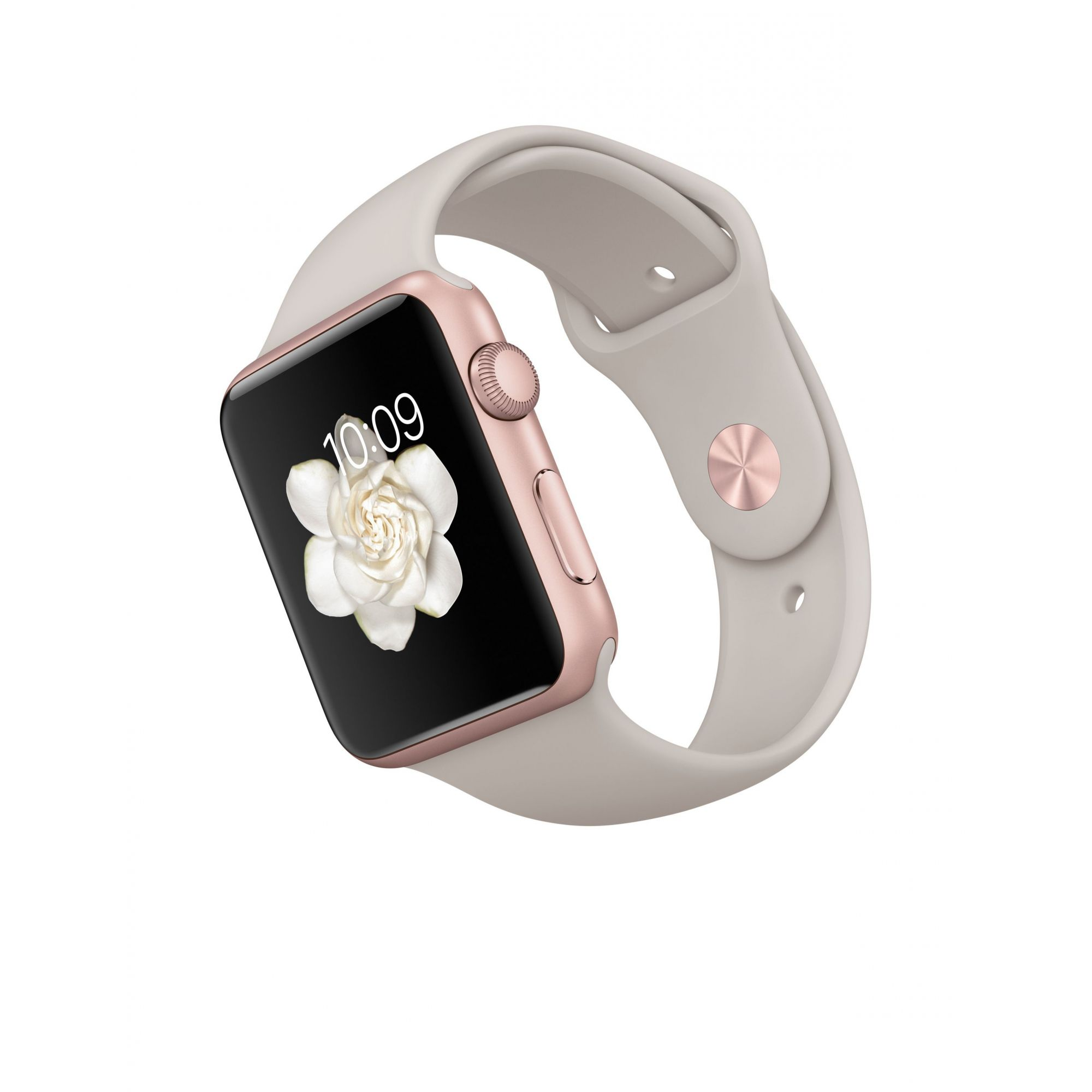 Pulseira Silicone Sport Liso p/ Apple Watch 38/40mm