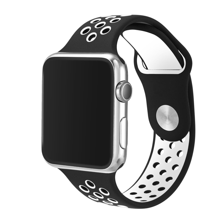Pulseira Silicone Sport Modelo Nike p/ Apple Watch 38/40mm