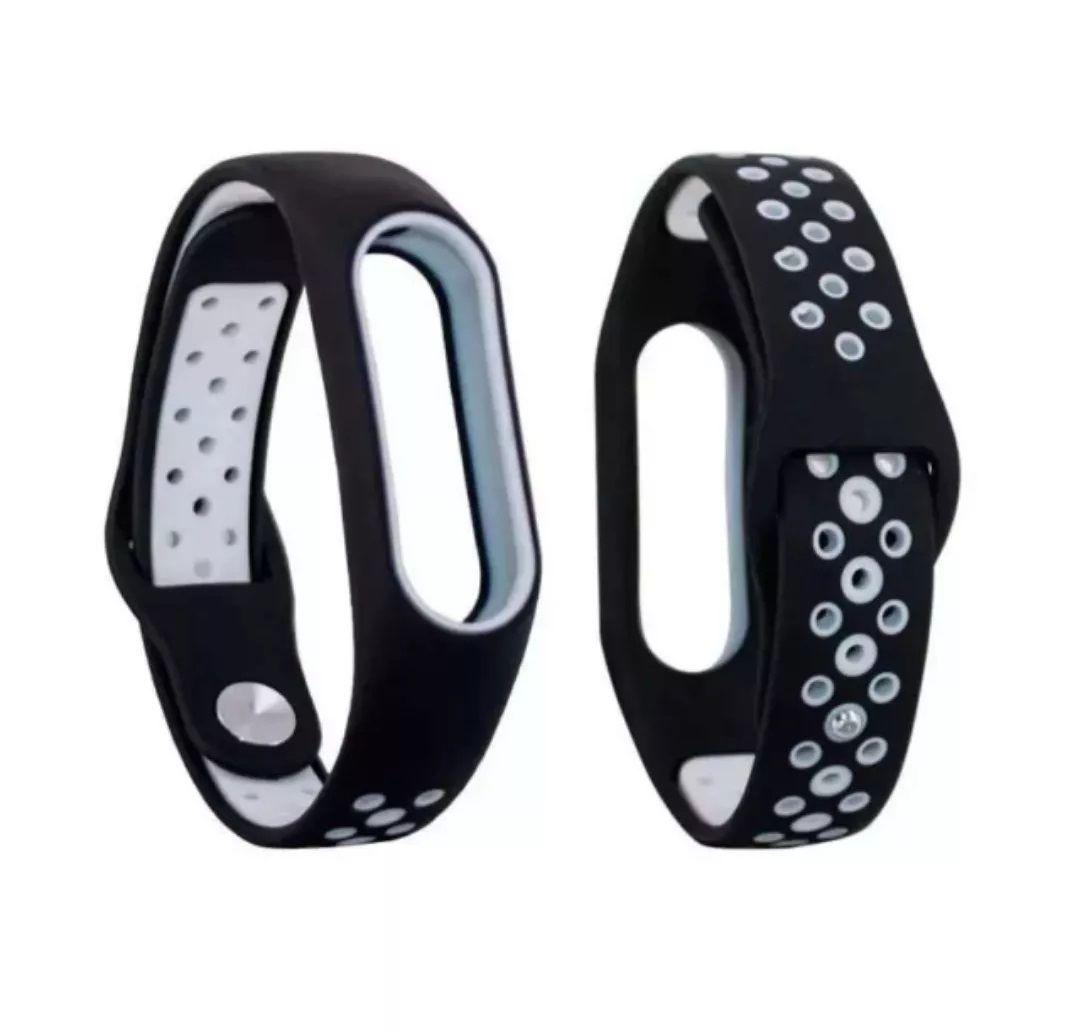 Pulseira Silicone Sport p/ Smartband M3