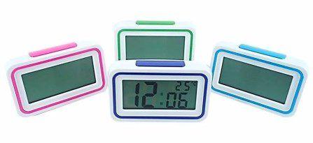 Relógio De Mesa Digital LeLong LE-8100