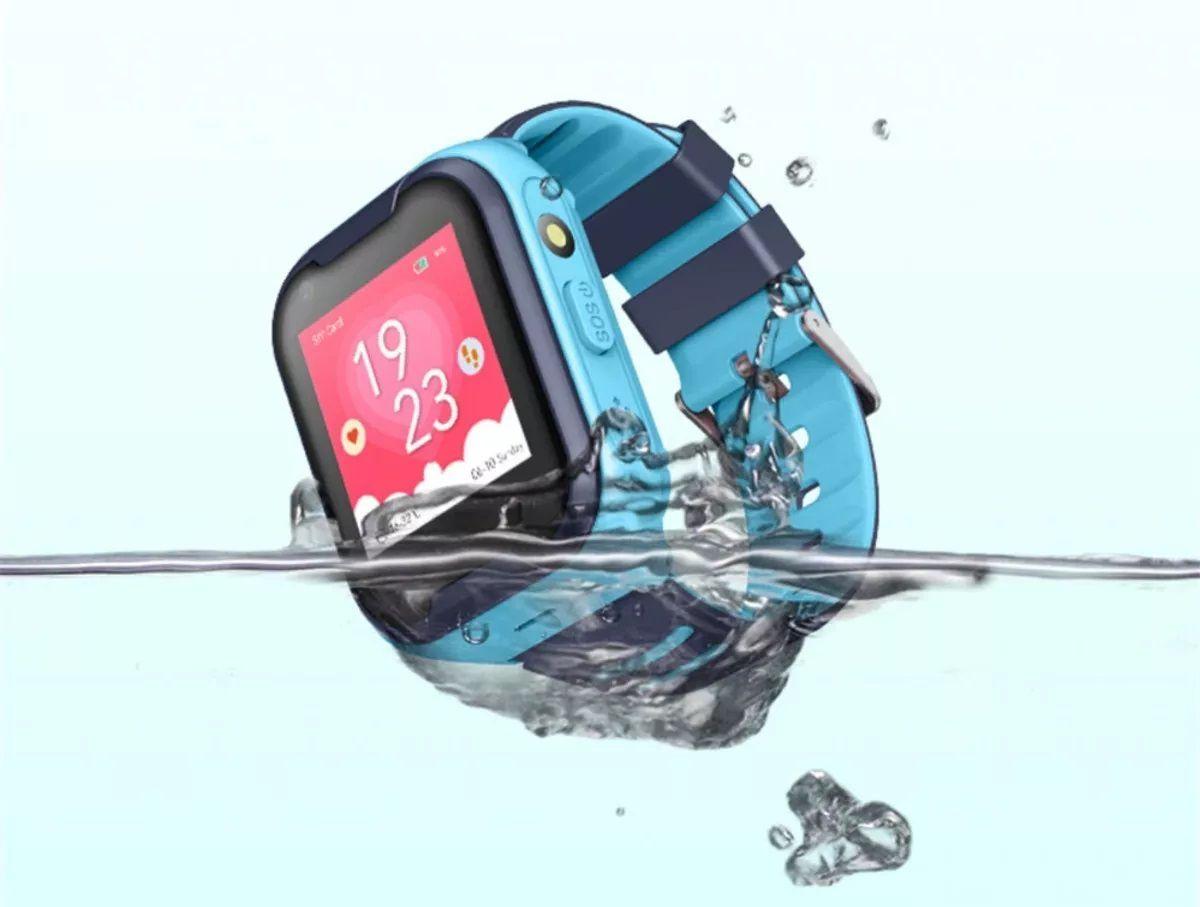 Relógio Inteligente Smartwatch Infantil Para Criança Com GPS e SOS
