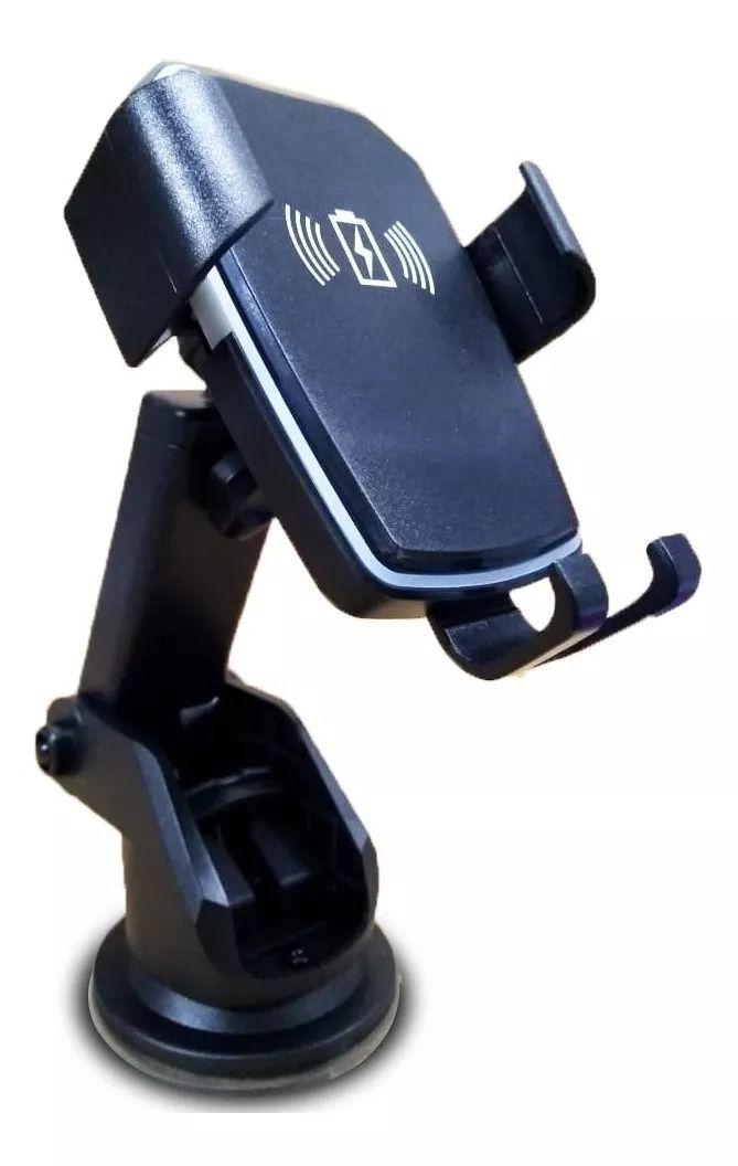 Suporte Carregador Veicular Sem Fio Automático Telescópico Knup KP-S119