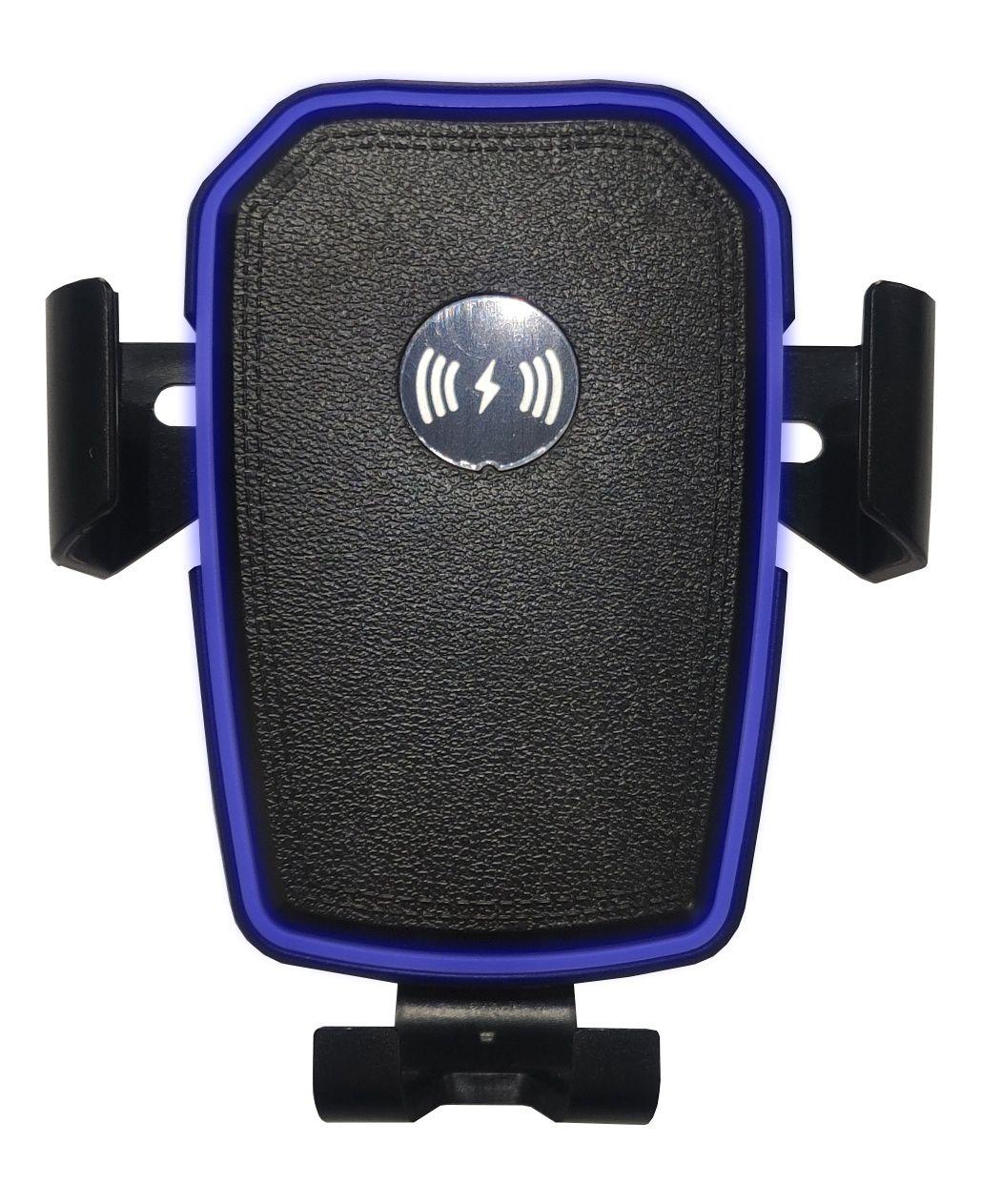 Suporte Carregador Veicular Sem Fio QI Celular Automático Knup KP-S118