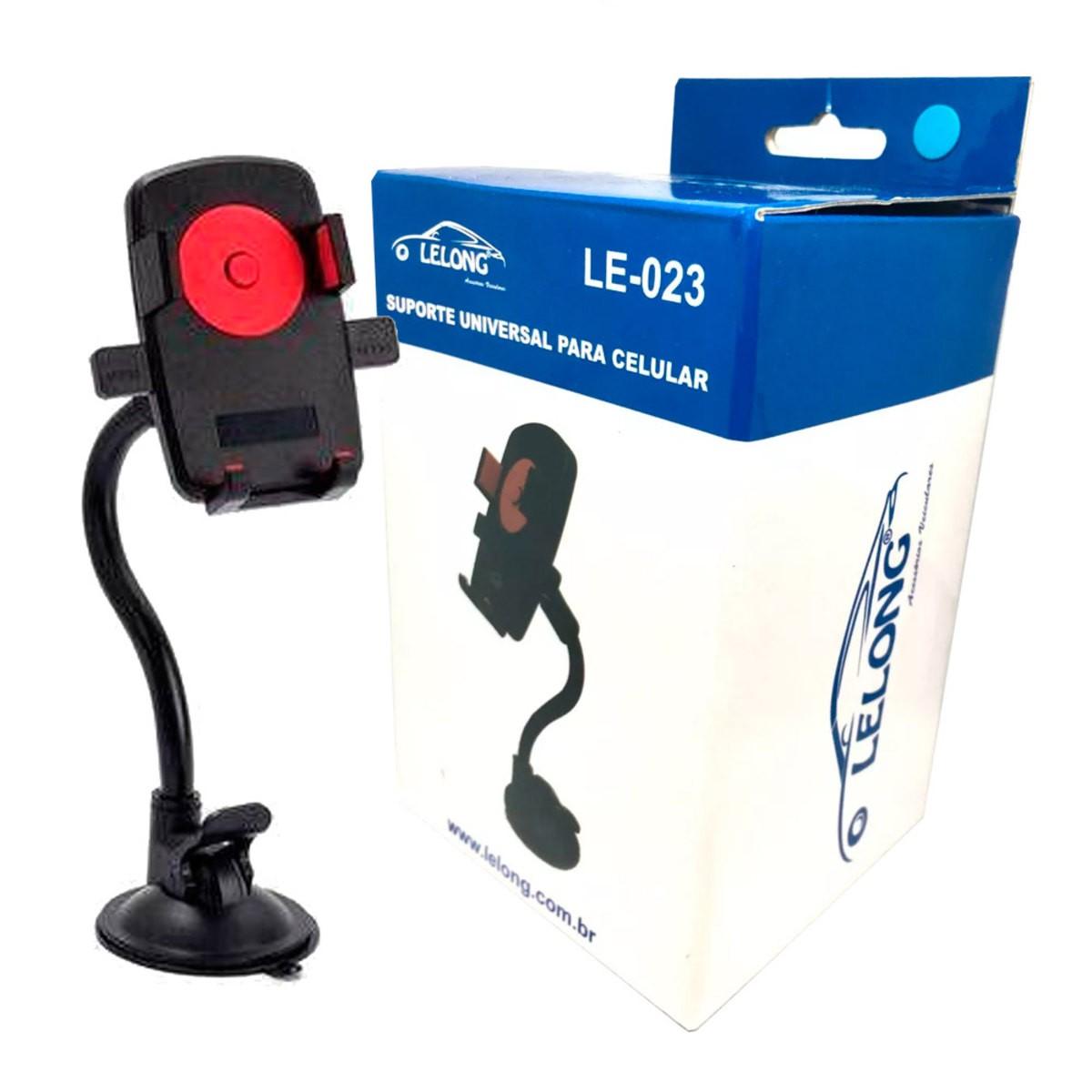 Suporte de celular para carro UNIVERSAL LE-023 - LELONG