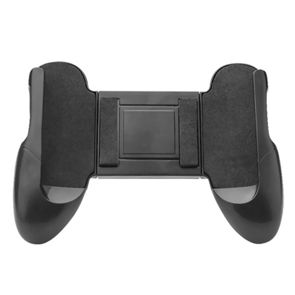 Suporte Gamepad Preto Para Celular Pubg Freefire Game Handle