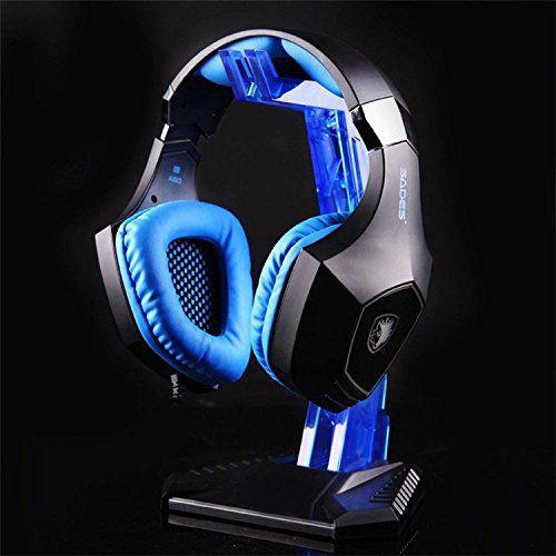 Suporte Headset Gamer Pro Blue Onikuma