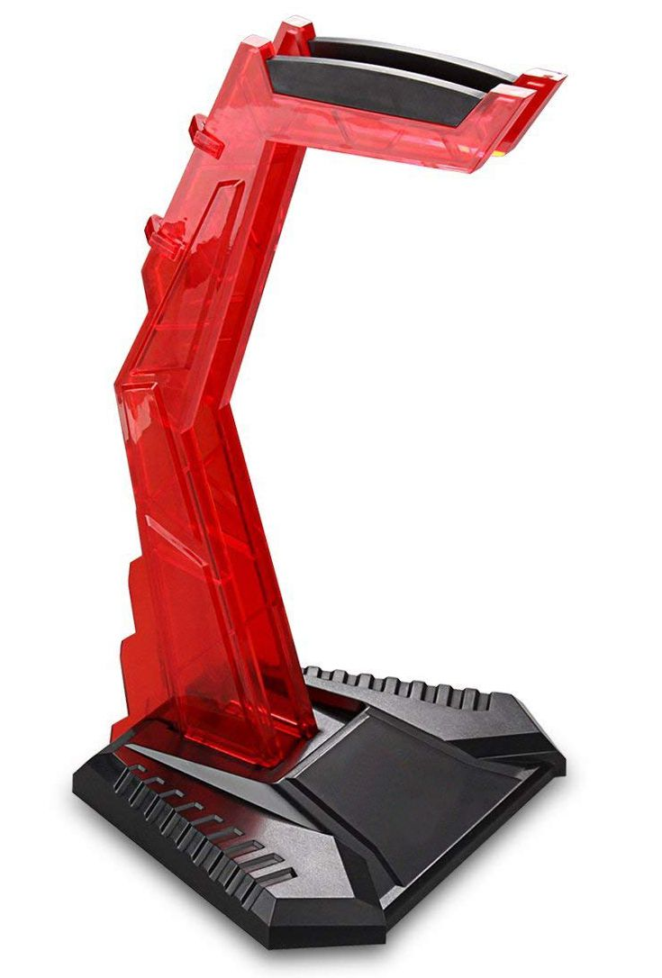Suporte Headset Gamer Pro Red Onikuma