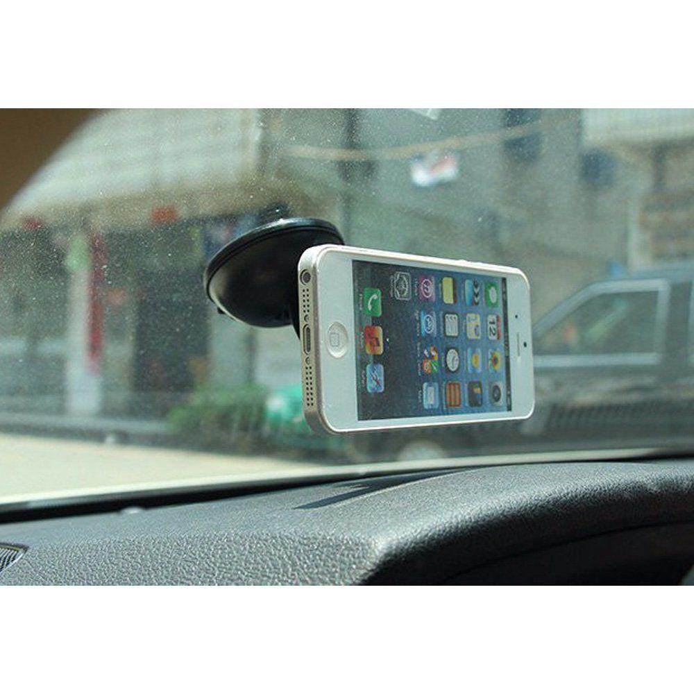 Suporte Veicular Magnético 3x1 Smartphone Inova