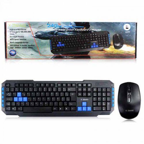 Teclado XZhang wireless + Mouse wireless XZ-8099