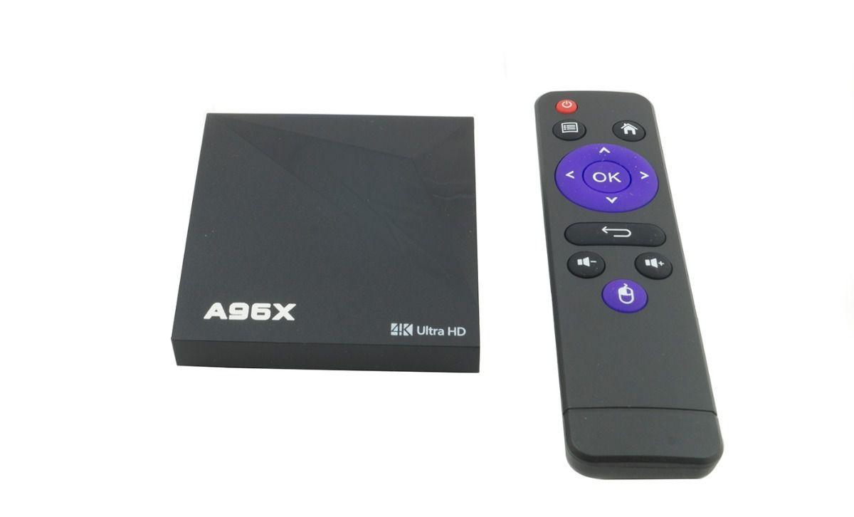 TV Box A96X NEXBOX Android c/ Controle
