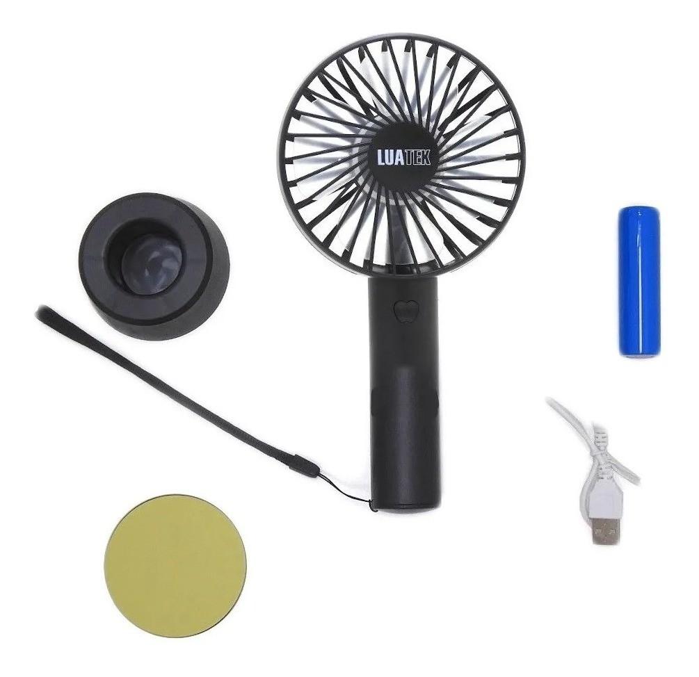 Ventilador portátil LS-907 - LUATEK