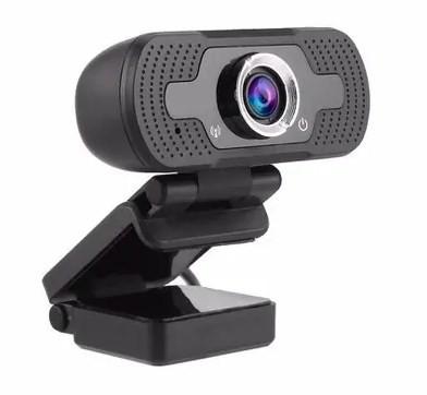 Webcam Full Hd 1080p Usb Mini Câmera De Computador