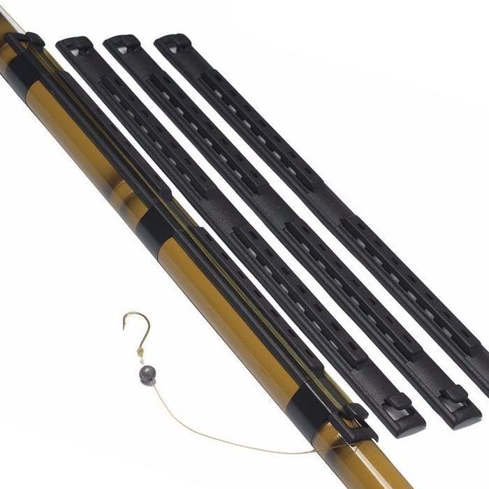 10 Enroladores de Linha Para Varas Telescópicas Maruri - 19cm