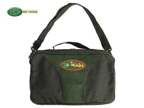 Bolsa Porta Molinetes E Carretilhas EBF - 6 Divisões