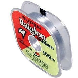 Linha Mono Raiglon 0,570mm 57lbs/26,12kg Branca - 100 Metros  - Life Pesca - Sua loja de Pesca, Camping e Lazer