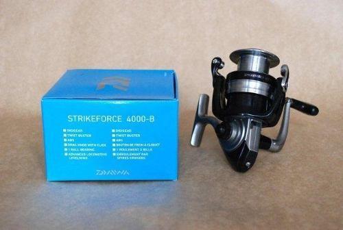 Molinete Daiwa Strikeforce FD SF-4000-B  - Life Pesca - Sua loja de Pesca, Camping e Lazer