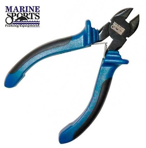 Alicate De Corte MS-PL04F Mini Side Cutter (Corte Anzol) - Marine Sports  - Life Pesca - Sua loja de Pesca, Camping e Lazer