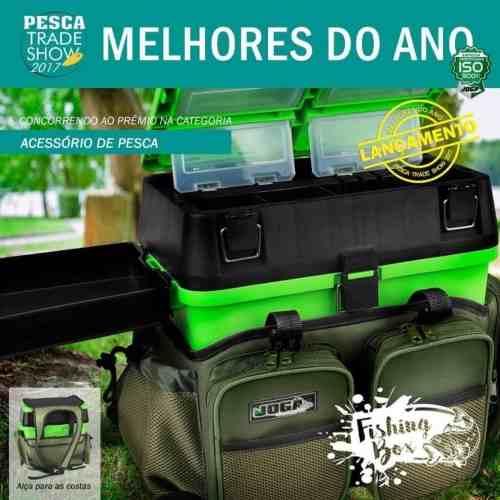 Caixa De Pesca Mochila Fishing Box Com Alça - Jogá  - Life Pesca - Sua loja de Pesca, Camping e Lazer