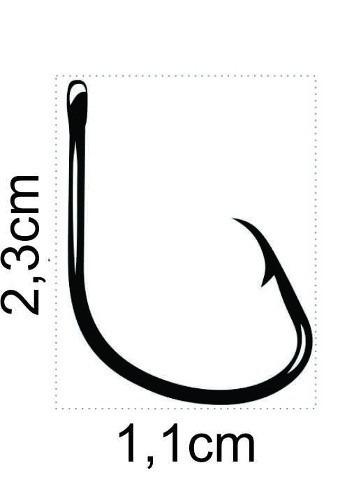 Anzol Mutsu Circle Hook Nº 1/0 Black - Marine Sports - 30 Peças  - Life Pesca - Sua loja de Pesca, Camping e Lazer