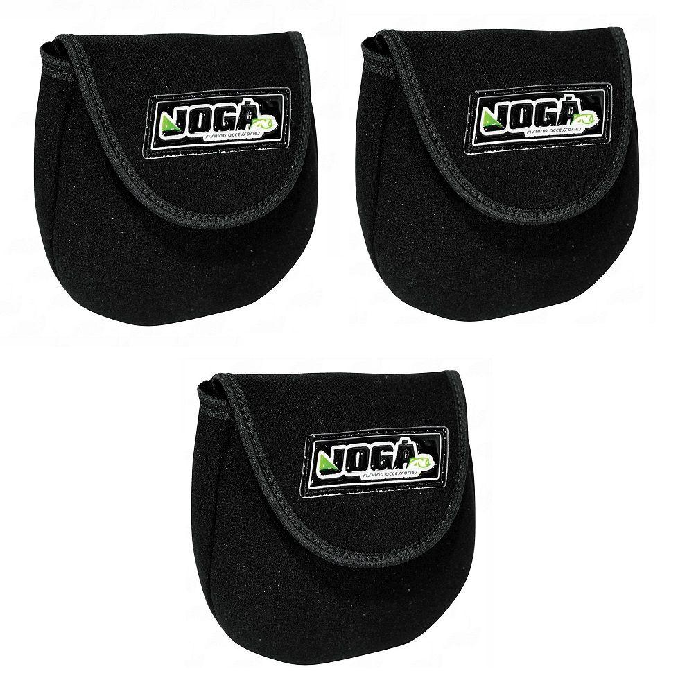 3 Capas Protetoras Jogá em Neoprene P/ Molinete - Opções de Tamanhos