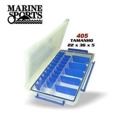 Estojo MS 405 Caixa/Box Impermeável - Marine Sports