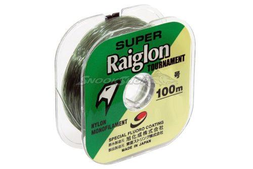 Linha Mono Raiglon 0,470mm 49lbs/22,36kg - 100 Metros  - Life Pesca - Sua loja de Pesca, Camping e Lazer