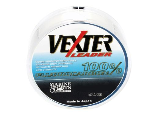 Linha Fluorcarbono Vexter Leader 0,91mm 91,27lb/41,4kg - 40 Metros  - Life Pesca - Sua loja de Pesca, Camping e Lazer